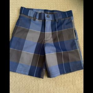 NEW UNDER ARMOUR BOYS SHORTS SZ 2T BLUE